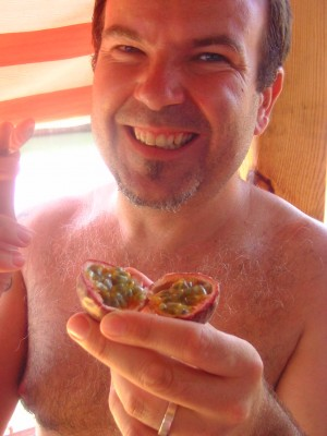 Turkish passion fruit
