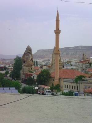 cappadocia, Goreme, Cave hotel, Turkey, Cave city
