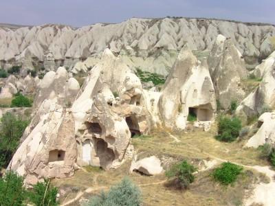 cappadocia, Goreme, Cave hotel