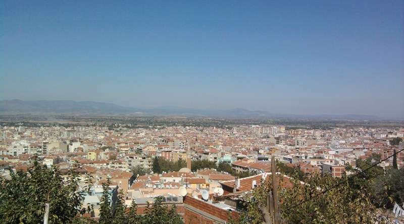 View of Manisa