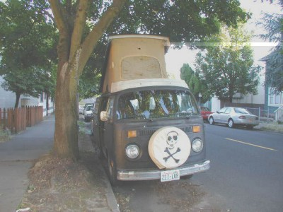 My old VW bus