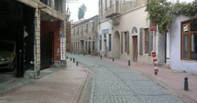 Streets of Canakkale