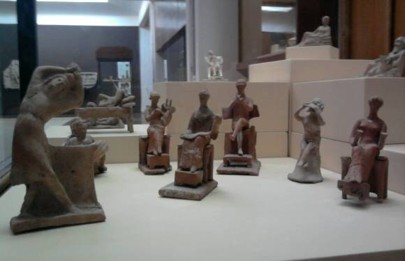 The Canakkale Archeological Museum