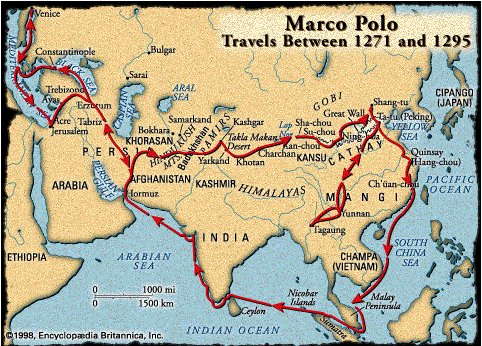 Silk Road Vagobond – Marco Polo