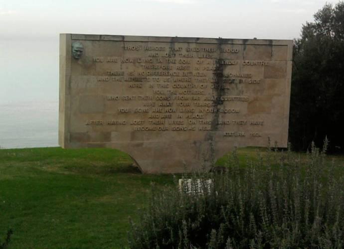 Anzac Battlefields, Attaturk, Gallipolli