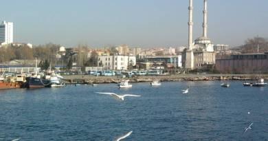 Bosphorus view Kadikoy