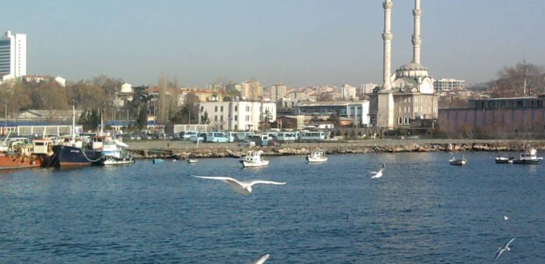 Winter in Istanbul – Part 2 – Asian Side of the Bosphorus