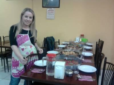 Turkish Christmas Dinner