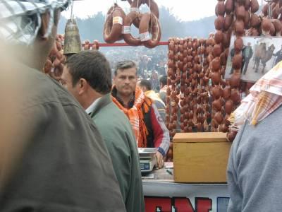 sausage made of camels
