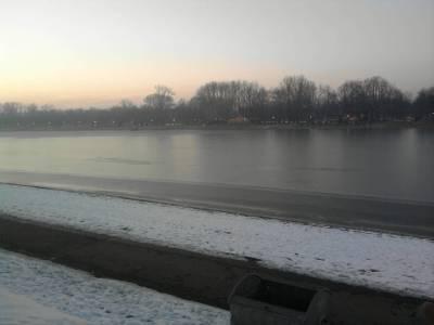Ada Ciganlija Winter