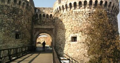 Fortress in Belgrade, Serbia