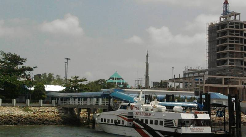 Ferry to Batam from Singapore