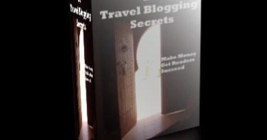 Travel Blogging Secrets
