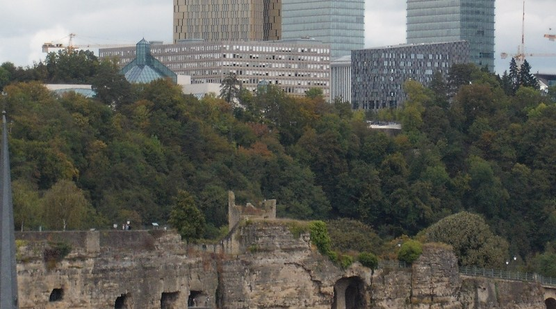Old and New in Luxembourg