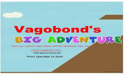 Vagobond Adventure Game