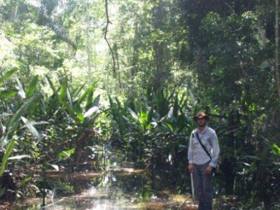 Backwater Adventure in the Amazon