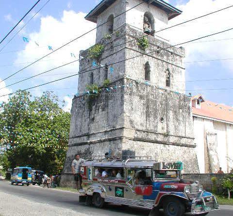 Jeepney in Bohol