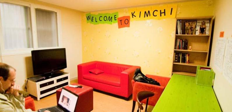 Great Hostel in Seoul, South Korea – Kimchi Hongdai Hostel