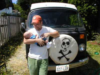 VW Bus Baby