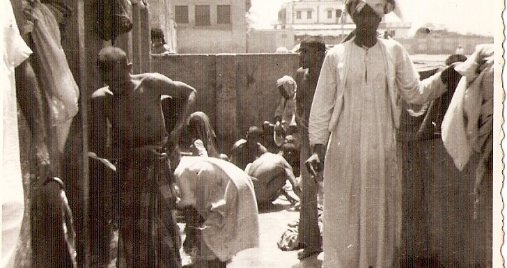 1930's Ablution in Saudi Arabia – Have You Been Here?