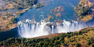 Vctoria Falls, Zimbabwe © 2011 Carlton Grooms