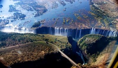 Vctoria Falls Zimbabwe