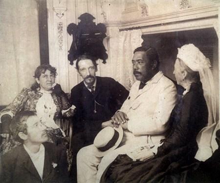 Robert Louis Stevenson – Writing Vagabond