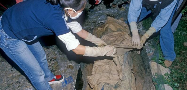 Mummified Love in Andong, South Korea