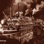 Mark Twain Riverboat Steamship