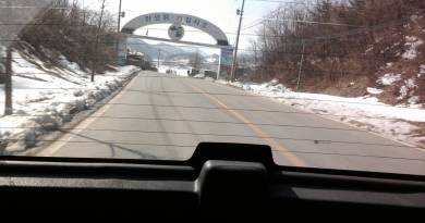 hitching to the DMZ
