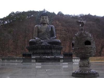 buddha in Sokcho