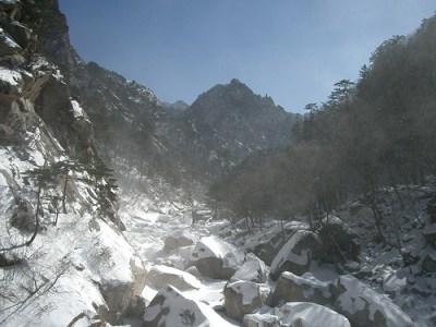 winter in Sokcho
