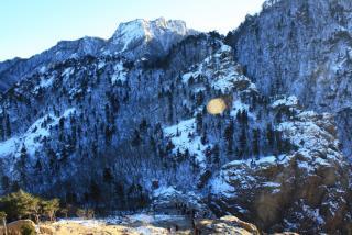 winter in Seoraksan