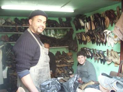 Moroccan cobbler