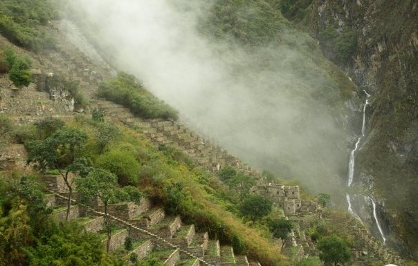 The Choquequirao Trek or How to Be a Weekend Warrior in Peru