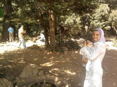 picnic in Azrou