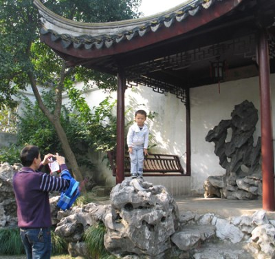 World Heritage Chinese Gardens in China