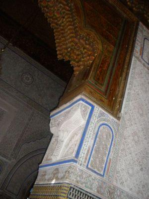 Fes, Glaoui Palace Medina Fes