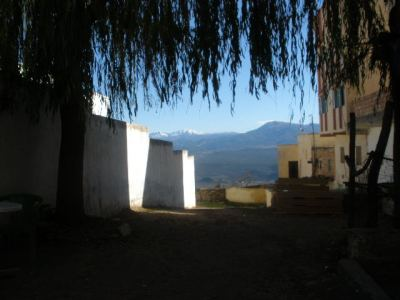 Morocco towns and rivers