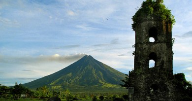 Perfect shot of Mt. Mayon, Bicol, Philippines