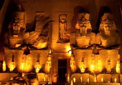 Ramses II Abu Simbal