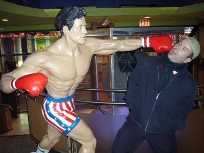 Rocky Balboa Kicked My Ass
