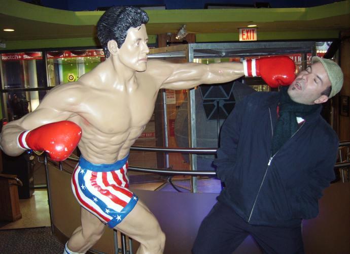 Rocky Balboa Kicked My Ass