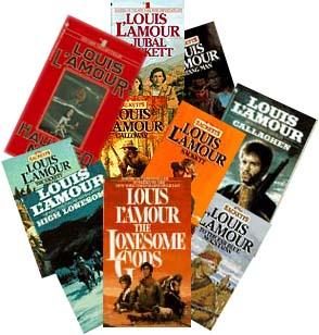 novels of Louis L'Amour