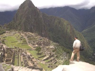 Machu Piccu in Peru