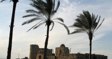 Exploring Lebanon's ruins and castles