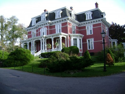 Historic inns of Nova Scotia