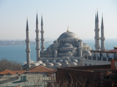 living in Istanbul fulfilling prophecy