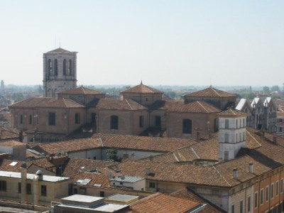 Northern Italian Earthquake Bologna