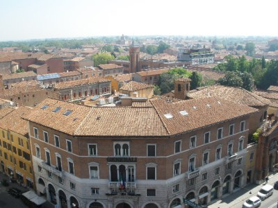 Northern Italy Quake
